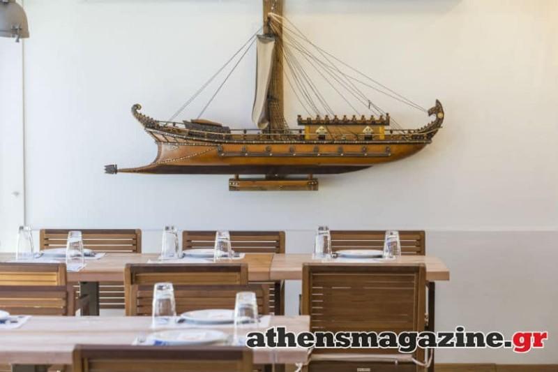 Το μαγαζί που θυμίζει...νησί και σε ταξιδεύει με τις ολόφρεσκες θαλασσινές δημιουργίες του! (photos)