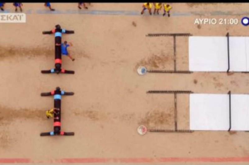 Survivor 2 - trailer: Ο αγώνας με την Κολομβία, ο μεγάλος ανταγωνισμός, ο τραυματισμός σοκ στο κεφάλι του Έλληνα παίκτη και η αποχώρηση... (video)