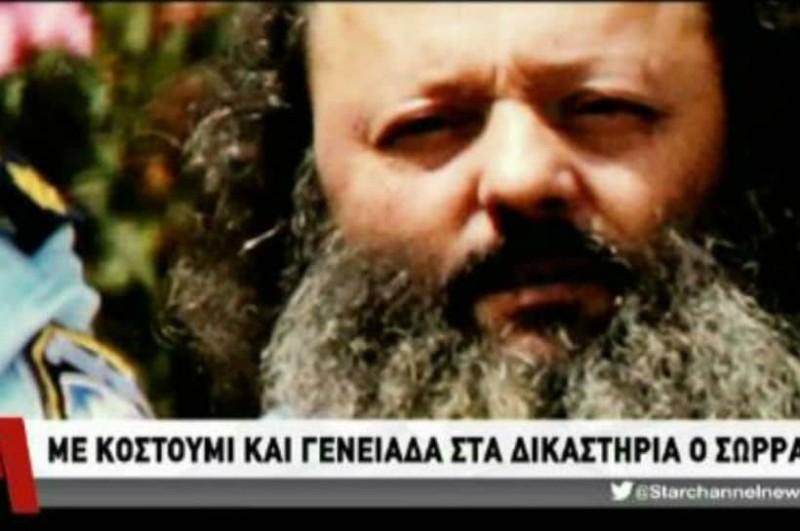 Αρτέμης Σώρρας: Δρακόντεια μέτρα ασφαλείας για τη μεταφορά του στις φυλακές! Τον φυγάδευσαν οι Αρχές! (video)