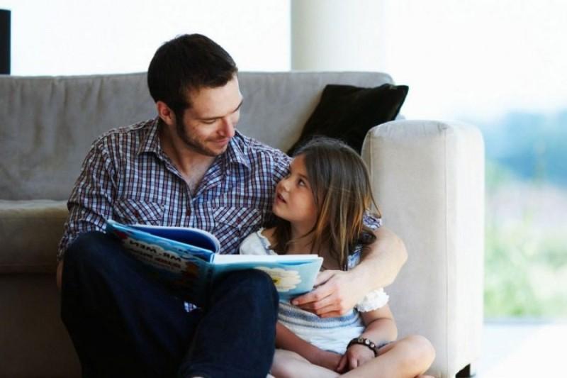 Tα 6 χαρίσματα που πρέπει να έχει ένας καλός μπαμπάς!