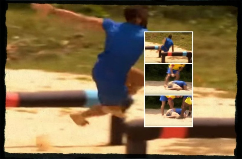 Survivor: Σοκ! Ο τραγικός τραυματισμός Έλληνα παίκτη που θα σημάνει και το τέλος του στο ριάλιτι! (photos)