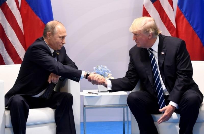 Έκλεισε το ραντεβού Πούτιν και Τραμπ!