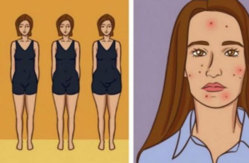 Δες αν έχεις ορμονολογικές διαταραχές τσεκάροντας τα παρακάτω συμπτώματα