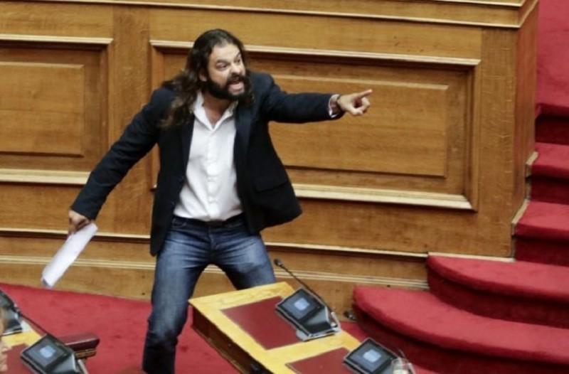 Ανακάλεσε όσα είπε στη Βουλή ο Μπαρμπαρούσης!