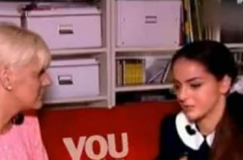 Ζένια Μπονάτσου: Η υποτιμητική απάντηση για την σχέση του παππού της - Λυκουρέζου με την Καλογρίδη! (Βίντεο)