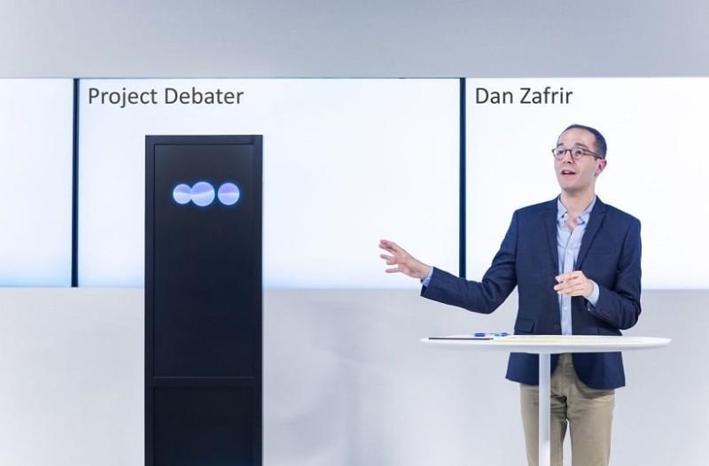 Το πρώτο σύστημα τεχνητής νοημοσύνης που κάνει διάλογο με τους ανθρώπους είναι γεγονός!