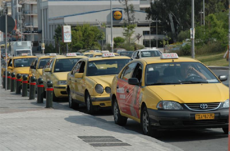 Χωρίς ταξί και την Πέμπτη η Αθήνα!
