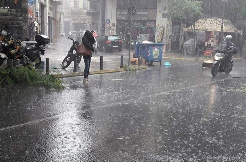 Ο Γιάννης Καλλιάνος προειδοποιεί: Έρχονται πολύ ισχυρές καταιγίδες σήμερα, Κυριακή!
