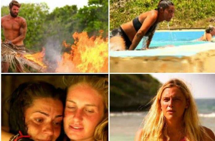 Survivor 2- Trailer: Το κάψιμο της καλύβας, το τελευταίο αγώνισμα και το έπαθλο έκπληξη! (video)