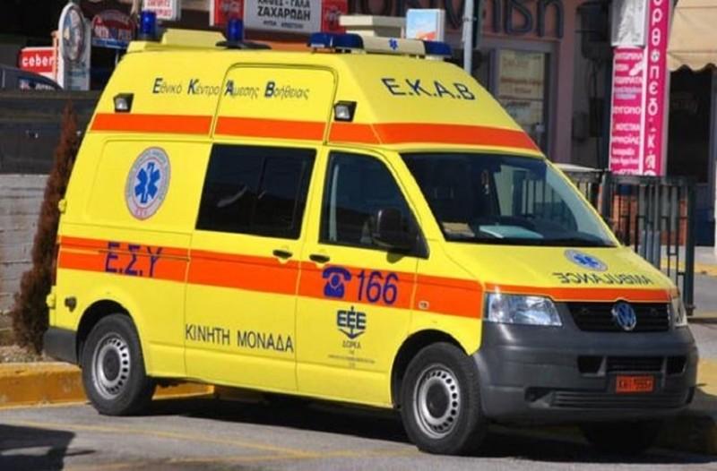 Κρήτη: Γυναίκα μεταφέρθηκε μαχαιρωμένη στο νοσοκομείο!