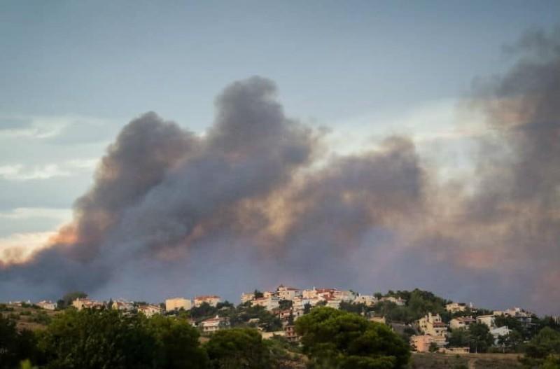 Πυροσβεστική: Αυτά τα μέτωπα είναι ακόμα ενεργά