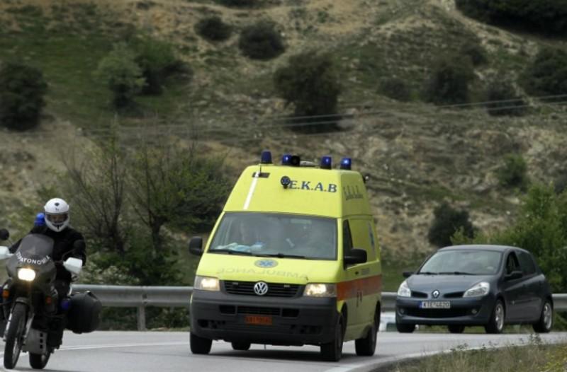 Κρήτη: Αυτοκίνητο έπεσε στη θάλασσα – Στο νοσοκομείο ο οδηγός!