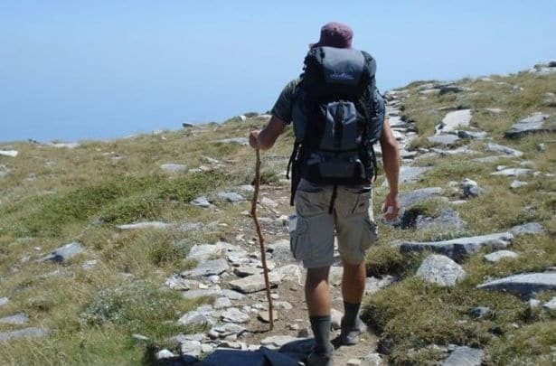 Κρήτη: Αίσιο τέλος για τον 21χρονο περιπατητή Ολλανδό!