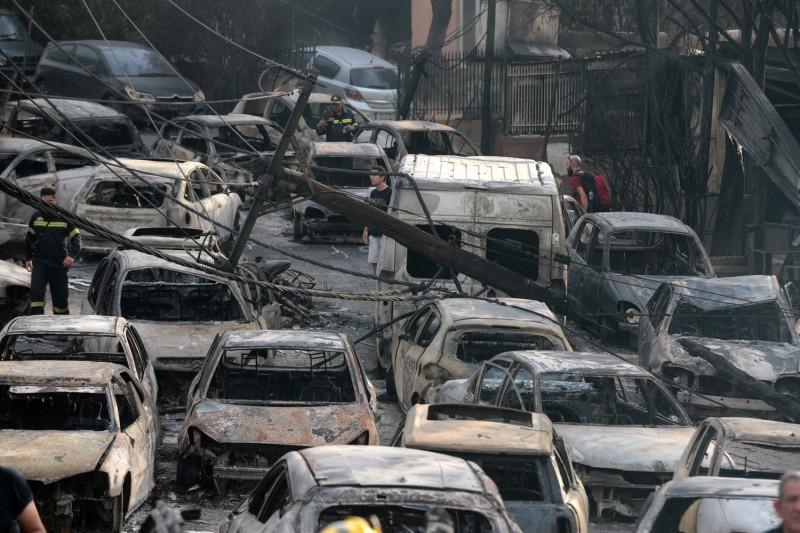 Έκτακτο: Κι άλλος νεκρός! Στους 87 τα θύματα από την πυρκαγιά στο Μάτι