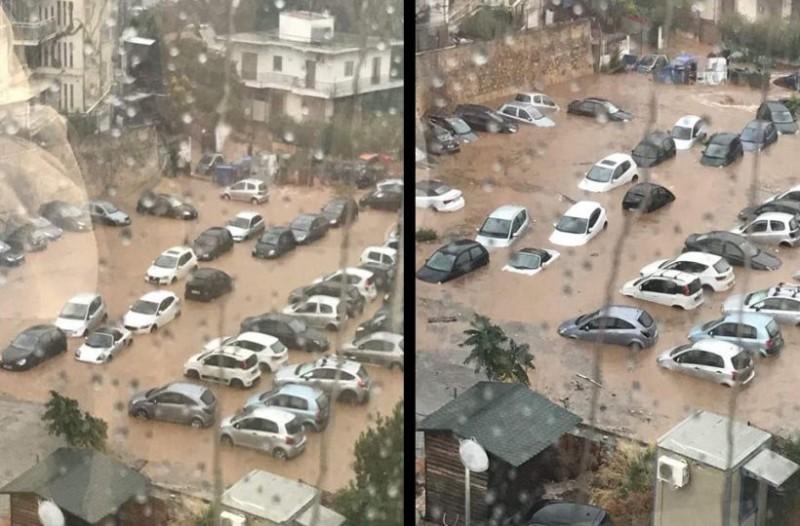 Αποτέλεσμα εικόνας για μαρουσι πλημμυρες