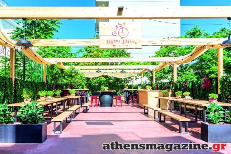 Το Flamme Rouge στο Γκάζι είναι πολύ περισσότερα από ένα bike friendly cafe!