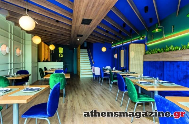 Το εστιατόριο με concept Νέας Υόρκης και με μοντέρνα αισθητική που έριξε άγκυρα στη Μαρίνα Ζέας!