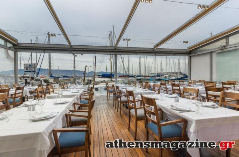 Το εστιατόριο-συνώνυμο της ψαροφαγίας στο Μικρολίμανο, που από το 1931 σερβίρει άριστη ελληνική κουζίνα!