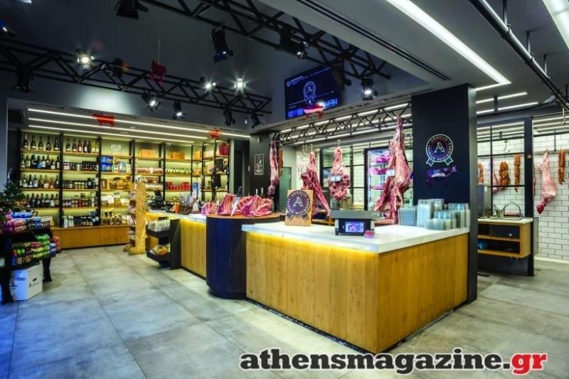 a161e8efa4 Το πιο μοντέρνο κρεοπωλείο με τα πιο ποιοτικά ελληνικά κρέατα θα το βρείτε  στη Γλυφάδα!