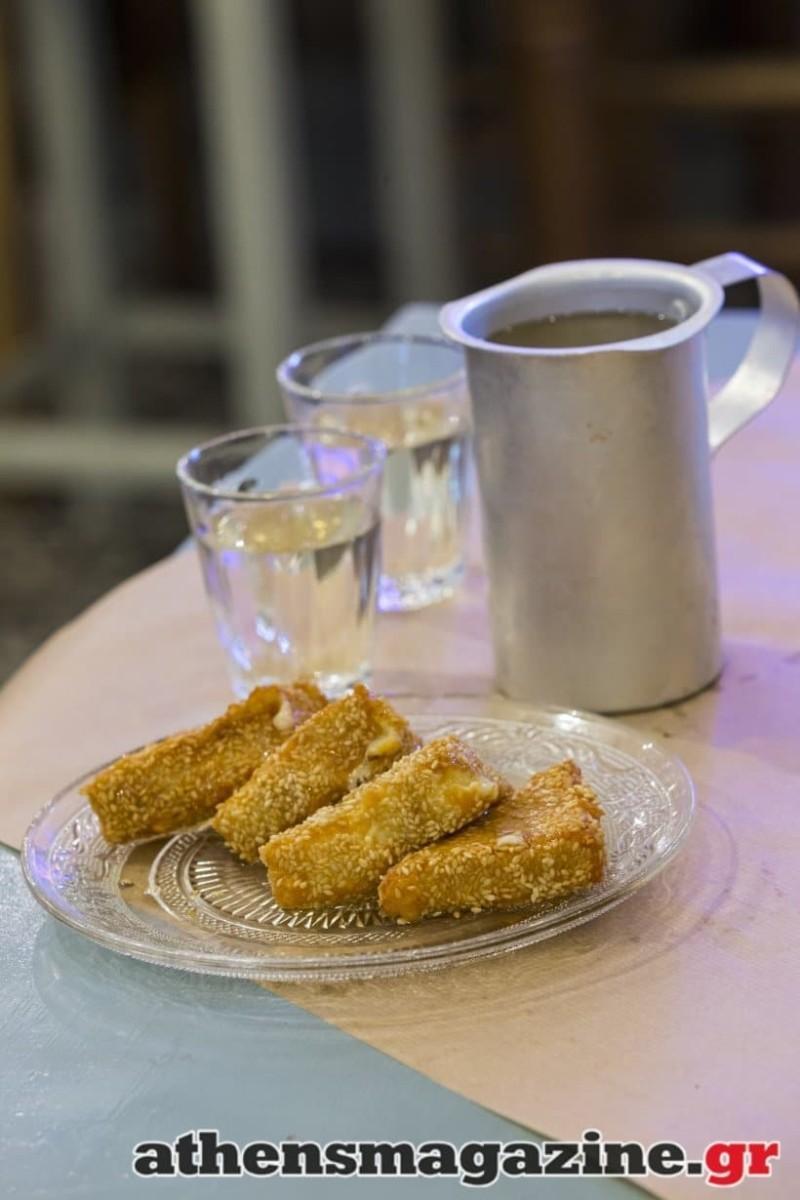 Το μεζεδοπωλείο στο Αιγάλεω που θα σας ξετρελάνει με τις χειροποίητες παρασκευές και τα λίγα αλλά εκλεκτά πιάτα του! - Μεζεδοπωλεία