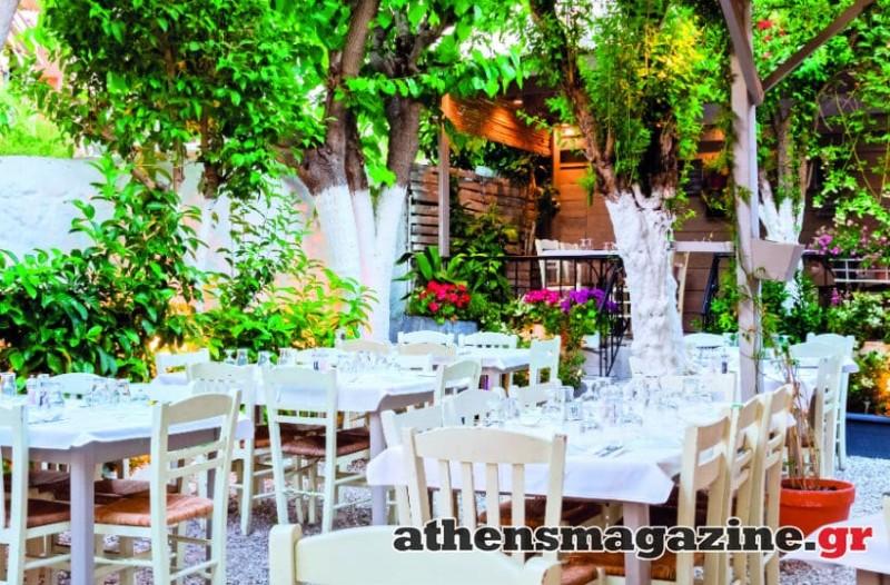 Η πιο ιστορική ταβέρνα της Αθήνας με αυθεντική ελληνική κουζίνα βρίσκεται στο Κουκάκι!
