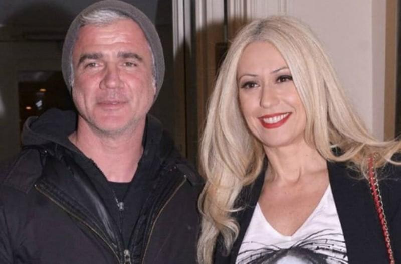 Μαρία Μπακοδήμου - Αργυρόπουλος: Ξανά μαζί για χάρη του γιου τους!