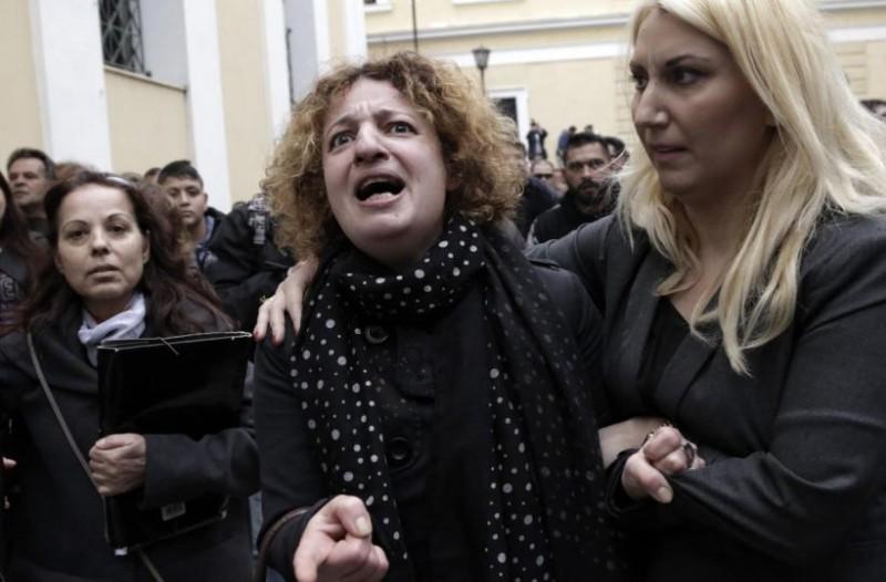Ξεσπά η μητέρα της Δώρας Ζέμπερη και ... αποκαλύπτει τον πραγματικό δολοφόνο!