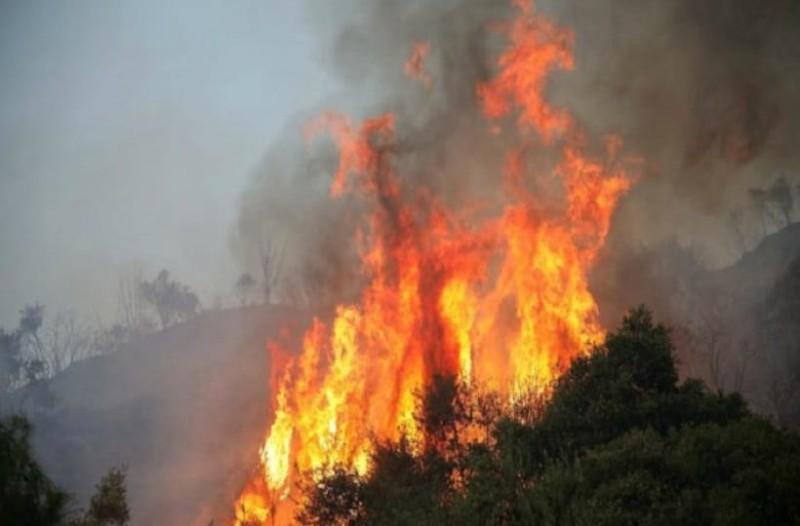 Πυρκαγιά στο Ρέθυμνο!