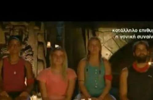 Survivor 2: Το τελευταίο συμβούλιο του νησιού! Η ηλεκτρισμένη ατμόσφαιρα και τα κλάματα! (video)