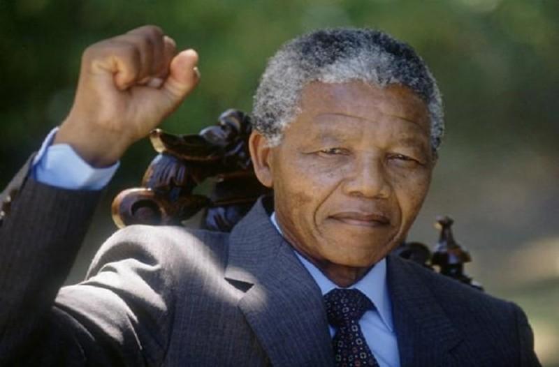Σαν σήμερα, στις 18 Ιουλίου το 1918, γεννήθηκε ο Νέλσον Μαντέλα!