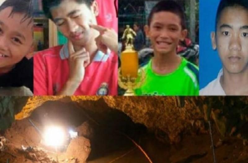 Ταϊλάνδη: Πώς κατάφεραν να επιβιώσουν τα παιδιά μέσα στη σπηλιά!