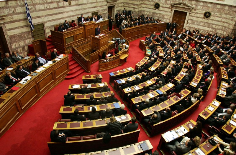 Βουλή: Με 241 ψήφους πέρασε η κατάτμηση της Β' Αθήνας