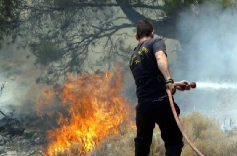 Προσοχή: Υψηλός κίνδυνος πυρκαγιάς σήμερα! - Ποιες περιοχές κινδυνεύουν;