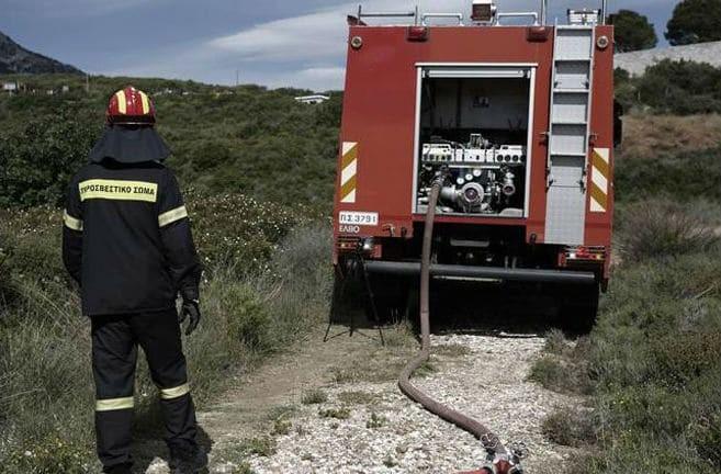 Κρήτη: Δύο συλλήψεις για εμπρησμό!