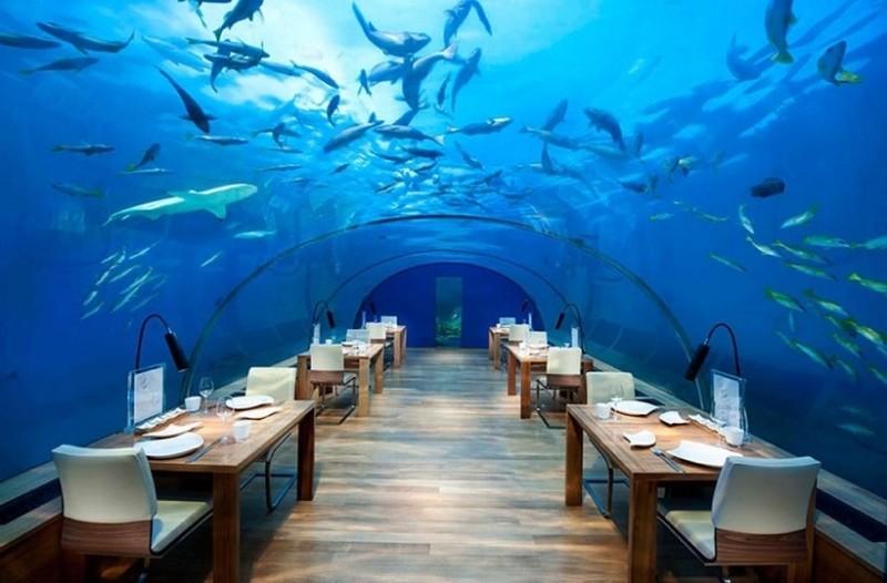 Άκρως εντυπωσιακό: Έτσι θα είναι το πρώτο υποβρύχιο εστιατόριο στην Ευρώπη!