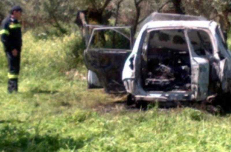 Φρίκη στη Θεσσαλονίκη: Εντοπίστηκε απανθρακωμένη σορός μέσα σε φλεγόμενο αυτοκίνητο στην αυλή σπιτιού!