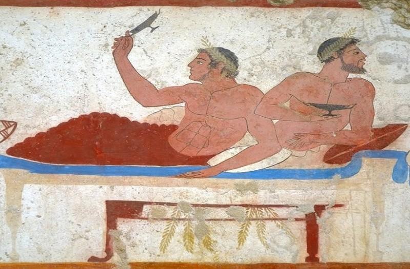 Το καθημερινό μενού των αρχαίων Ελλήνων! Τι έτρωγαν;