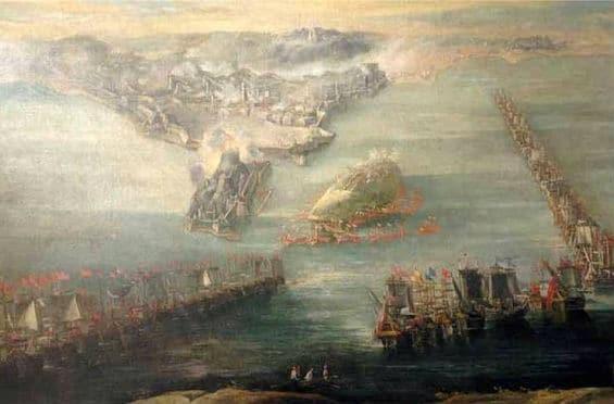 Σαν σήμερα, 11 Αυγούστου το 1716 έγινε η πολιορκία της Κέρκυρας από τους Τούρκους