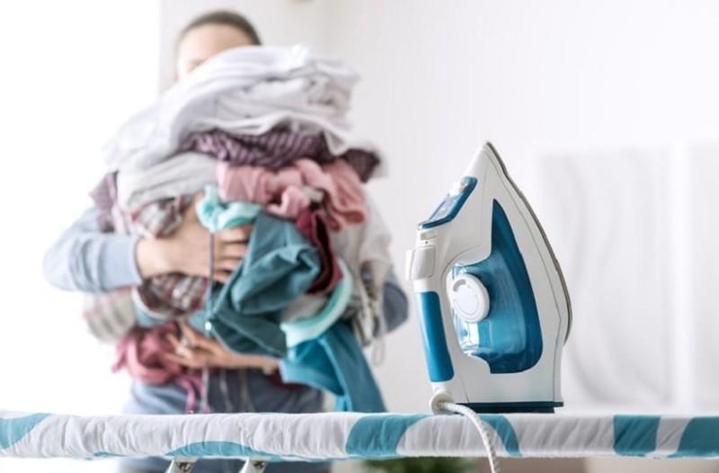 Ένα έξυπνο κόλπο για εύκολο και γρήγορο σιδέρωμα!