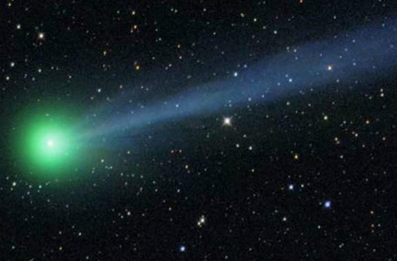 O κομήτης «Χαλκ» θα κάνει σήμερα την κοντινότερη διέλευσή του από τη Γη!