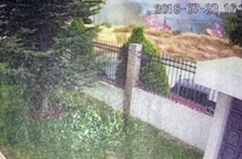 Βίντεο ντοκουμέντο: Η στιγμή που ξεκίνησε η φονική φωτιά στο Μάτι!