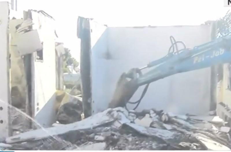 Τραγωδία στο Μάτι: Ξεκίνησαν οι πρώτες κατεδαφίσεις «κόκκινων» σπιτιών!