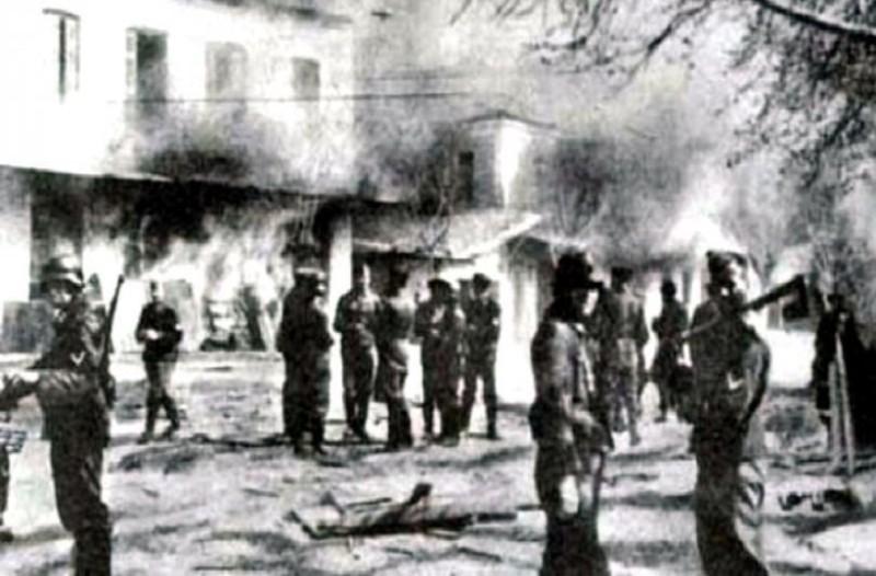 Σαν σήμερα, 16 Αυγούστου το 1943, οι Ναζί κατακτητές καίνε και καταστρέφουν το Κομμένο Άρτας!