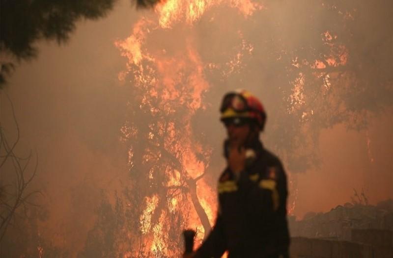 Σοκαριστική ομολογία από τον 35χρονο εμπρηστή: Ήθελα να βλέπω τους πυροσβέστες να τρέχουν να σβήσουν τις φωτιές