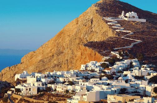 Φολέγανδρος: Ταξίδι στην πιο ρομαντική χώρα των Κυκλάδων