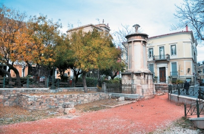 Ο αρχαιότερος δρόμος της Αθήνας! Υπάρχει εδώ και 25 αιώνες!