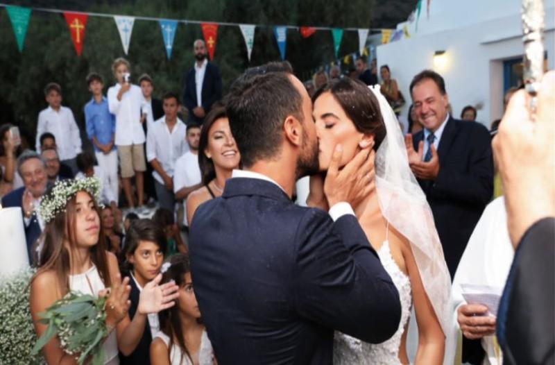 Σάλος στον γάμο Τανιμανίδη - Μπόμπα: Ποιους
