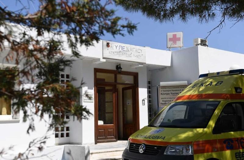 Τραγωδία στην Τήνο: Νεκροί οι 2 άνθρωποι που καταπλακώθηκαν από το τοίχος!