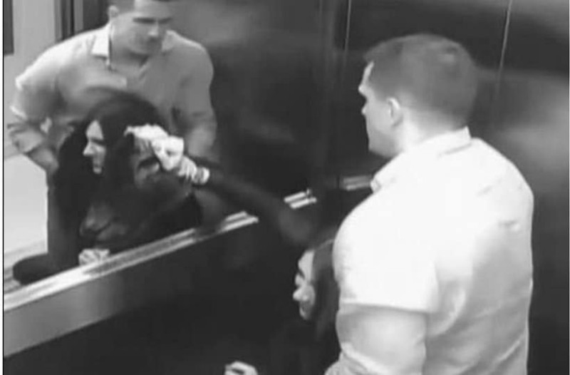 Σοκαριστικό βίντεο: 28χρονη προσπαθεί να ξεφύγει από τον δολοφόνο σύζυγό της!