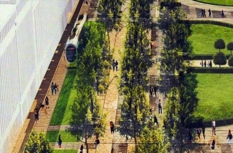 Η κοινή εταιρεία Σπίρτζη - Φλαμπουράρη που θα αναμορφώσει το κέντρο της Αθήνας είναι πλέον γεγονός!